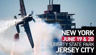 Red Bull Air Race en New York