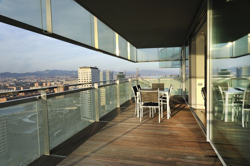 Luxury Barcelona Apartments for rent