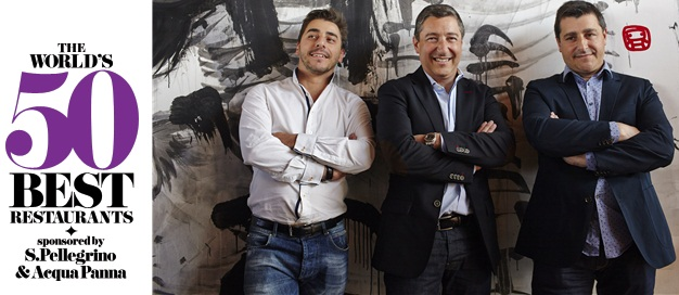 El Celler de Can Roca - Lista Pelegrino