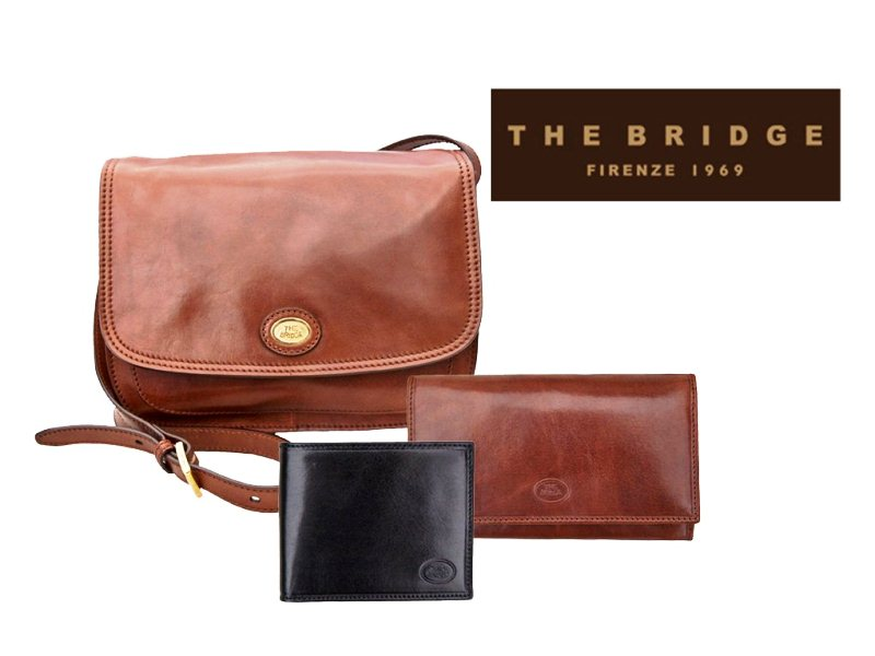 the bridge bolsos de piel