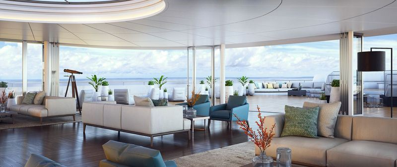 The Ritz-Carlton Yacht Collection - Observatory Lounge