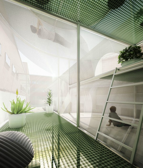 Instalación MINI LIVING – Breathe