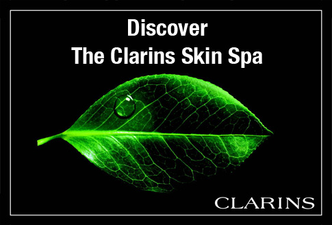 clarins skin spa madrid