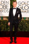 Colin Firth Wears Chopard To The 72nd Golden Globes Awards, Los Angeles, January 11th 2015