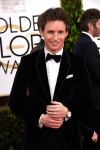 Eddie Redmayne Wears Chopard To The 72nd Golden Globes Awards, Los Angeles, January 11th 2015 2