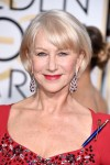 Helen Mirren Wears Chopard To The 72nd Golden Globes Awards, Los Angeles, January 11th 2015 1