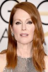 Julianne Moore Wears Chopard To The 72nd Golden Globes Awards, Los Angeles, January 11th 2025 1