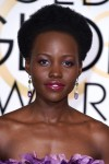 Lupita Nyong'o Wears Chopard To The 72nd Golden Globes Awards, Los Angeles, January 11th 2015 1