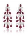Red Carpet Chandelier Earrings 849915-1008