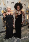 Helen Mirren And Viola Davis
