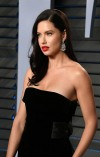 Adriana Lima Wears Chopard To The 2018 Vanity Fair Oscar Party In Los Angeles 1
