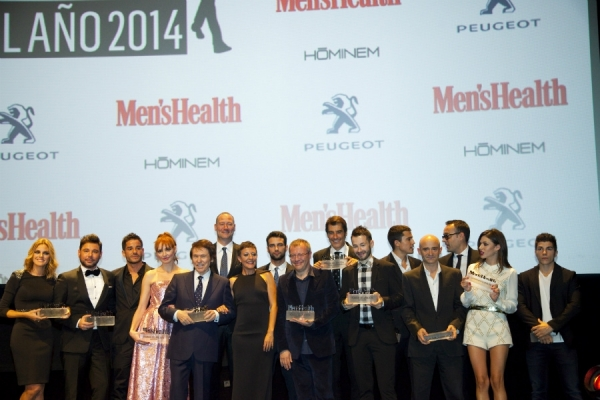 Premios Men's Health 2014