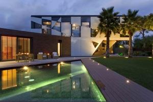 Casa de diseño en Terramar - Sitges-