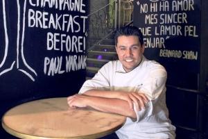 Lluis Rosich, chef del Restaurante Cachitos Rambla