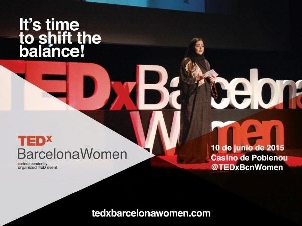 TEDxBarcelona Women, el evento sobre la igualdad de género en España
