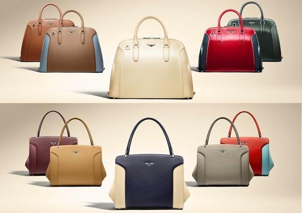 Colección de Bolsos Bentley