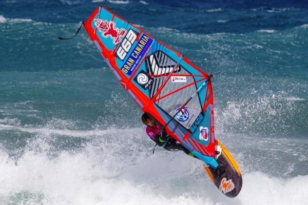 Iballa Ruano Campeona del Mundo de Windsurfing