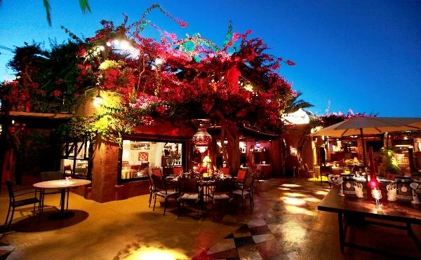 Restaurante Las Dos Lunas- Ibiza