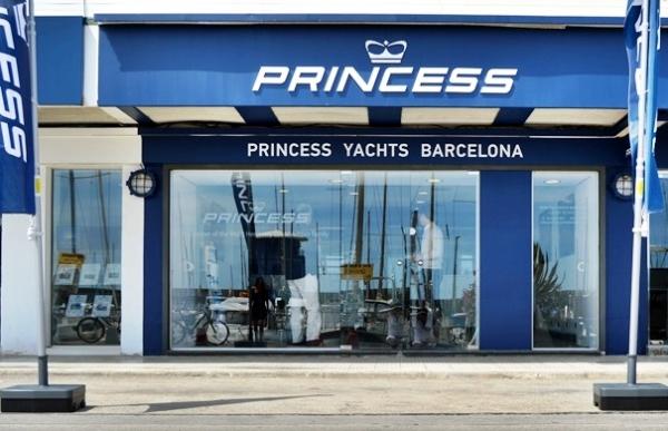 Nueva sede Princess Yatchts Port de El Masnou