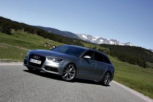 Prueba Audi A6 Avant 3.0 TDI quattro S tronic, deportividad, elegancia y soberbia