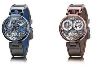 Reloj BOVET 1822 OTTANTASEI Flying Tourbillon Limited Editions