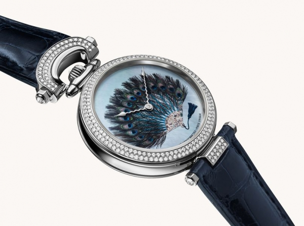 """Reloj Bovet Amadeo Fleurier 39 """"Abanico"""""""
