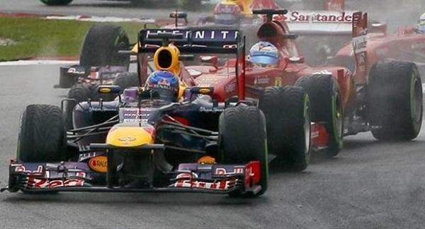 Gran Premio de Malasia F1 - Los Red Bull vuelven a la cabeza