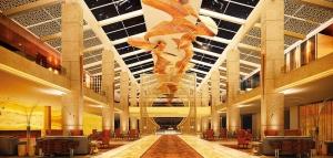 Lobby Hotel Gran Melia Xian