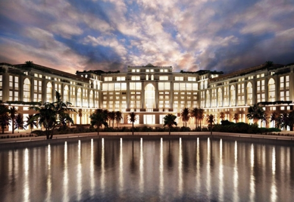 Nuevo Hotel Palazzo Versace Dubai