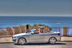 BMW Serie 2 Cabrio 220i, disfrutando del sol y el viento