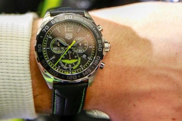 Reloj Cronógrafo TAG Heuer Aston Martin Special Edition