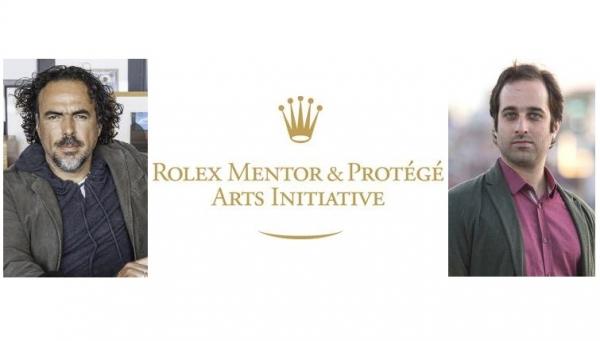 Rolex Mentor & Protégé Arts Initiative: Alejandro González Iñárritu y Tom Shoval