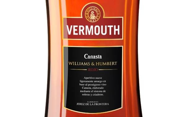 Vermouth Williams & Humbert Canasta