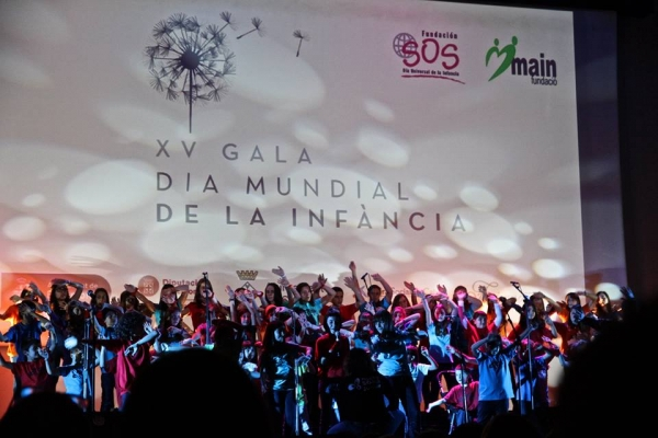 XV Gala DIA Mundial de la Infancia