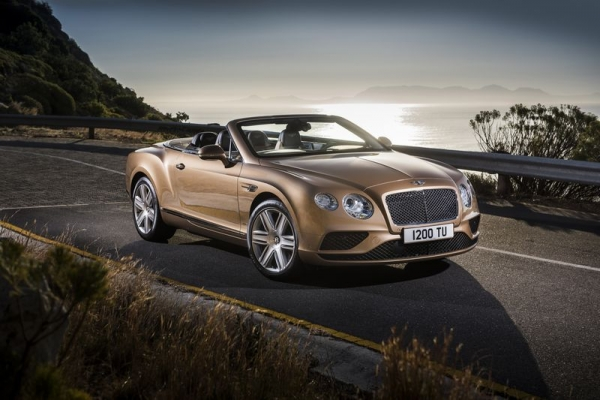 Bentley renueva diseño y tecnología para sus Gran Turismo de lujo