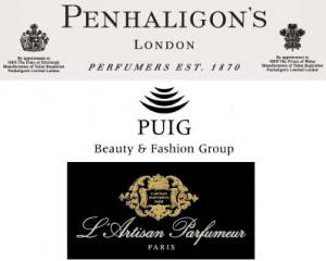 Puig compra las históricas Penhaligon's y L'Artisan Parfumeur