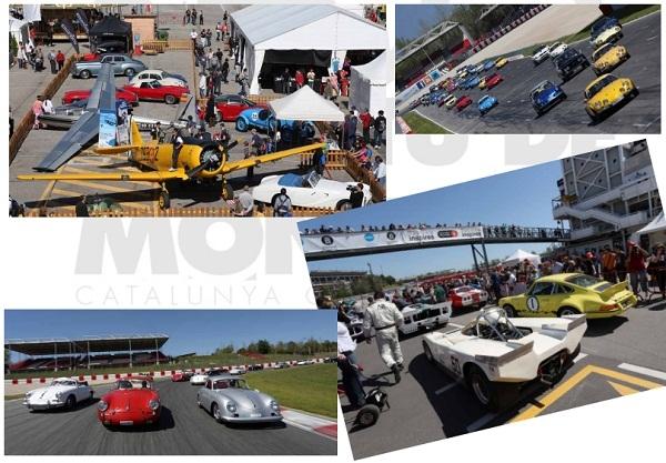 Espíritu de Montjuïc 2014, El circuito de Barcelona-Catalunya celebra la cuarta edición recordando los clásicos del motor
