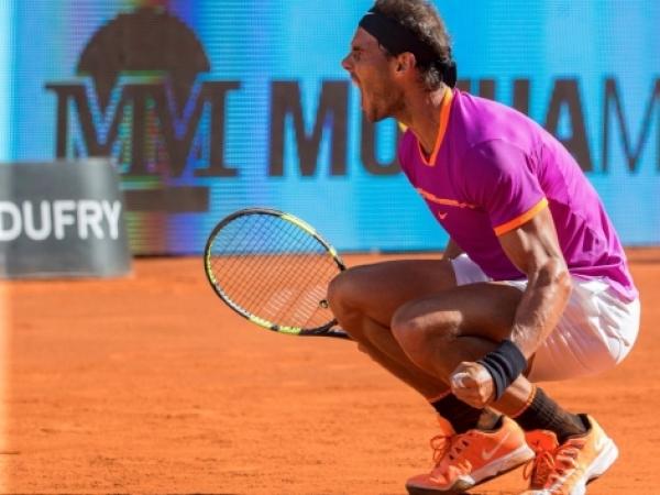 Rafael Nadal conquista el Mutua Madrid Open