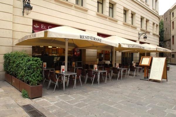 Restaurante CAFÉ D' EN VICTOR