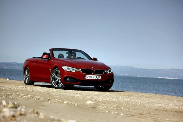 BMW Serie 420d Cabrio