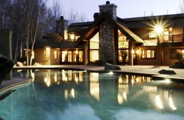 Bruce Willis pone a la venta su increible rancho de Idaho