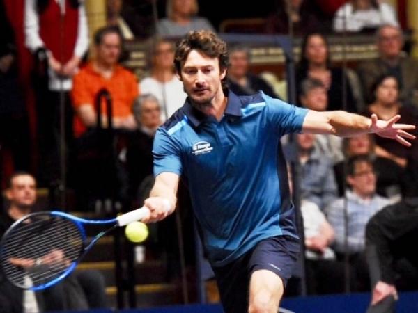 Juan Carlos Ferrero gana el Masters ATP Champions Tour de Londres