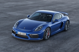 Nuevo Porsche Cayman GT4, vestido para la ocasión