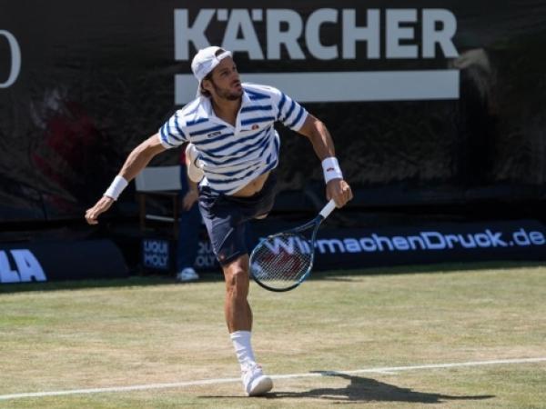 Feliciano López subcampeón en el torneo ATP WORLD TOUR de Stuttgart