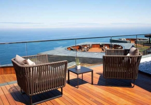 Kettal Amuebla el Hotel Akelarre de San Sebastian
