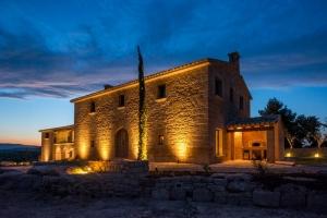 El hotel de lujo con encanto Mas de la Costa Valderrobres - Teruel