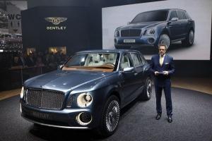 Video Nuevo Bentley SUV -  Un Todo caminos de lujo