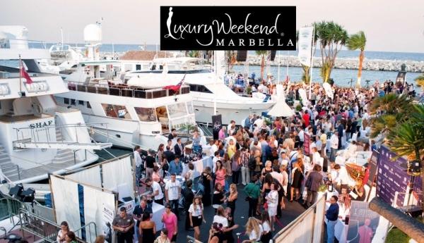Marbella Luxury Weekend, el lujo se respira un año más en Puerto Banús con la MLW14