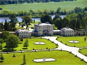 En venta la mansión irlandesa de Tony Ryan el fundador de Ryanair