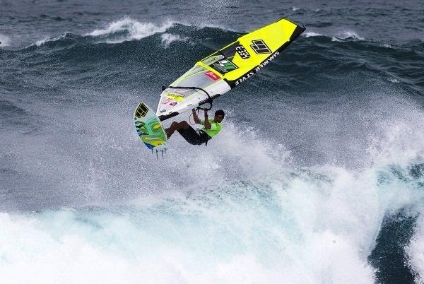 Marc Paré se proclama campeón del mundo en categoría Windsurf Youth